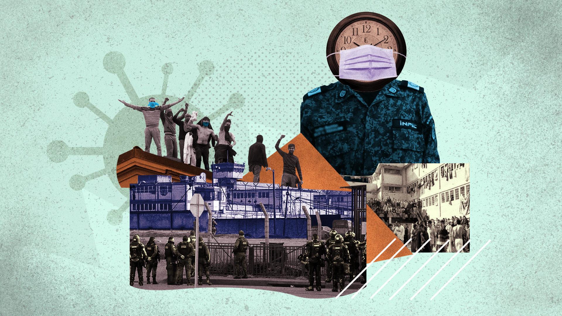 Cárceles y pandemia: ¿se puede protestar para exigir bienestar?