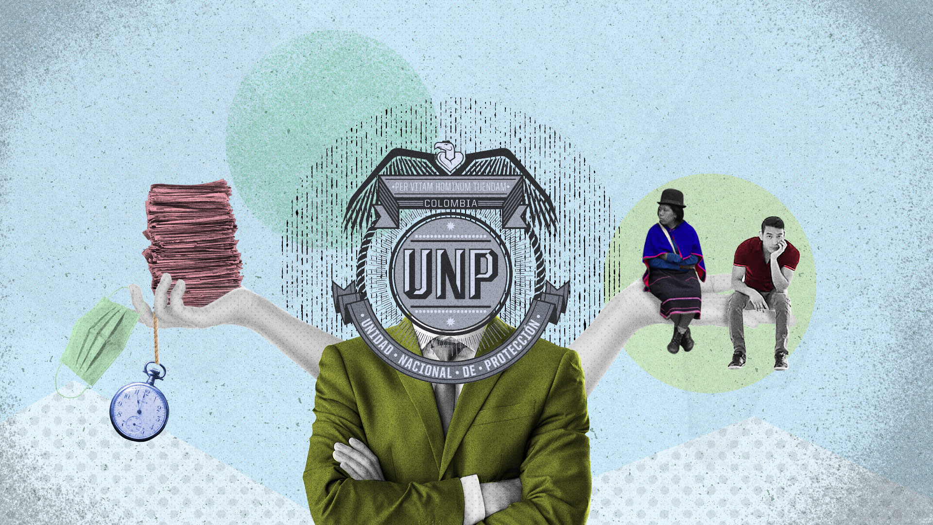 La Unidad Nacional de Protección no se está reuniendo y eso es grave