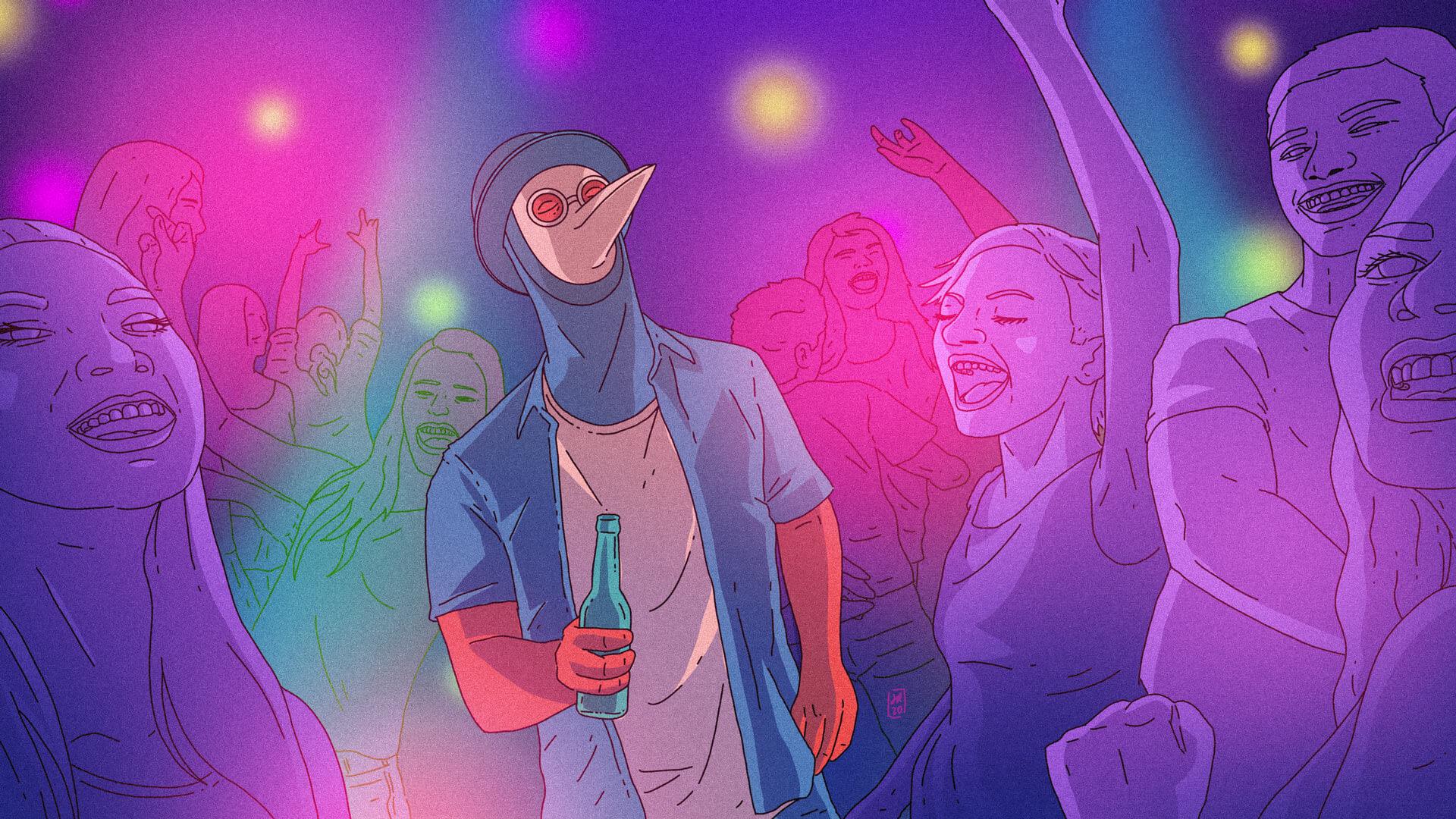 CoronaBlog | Día treintaitrés: la última fiesta