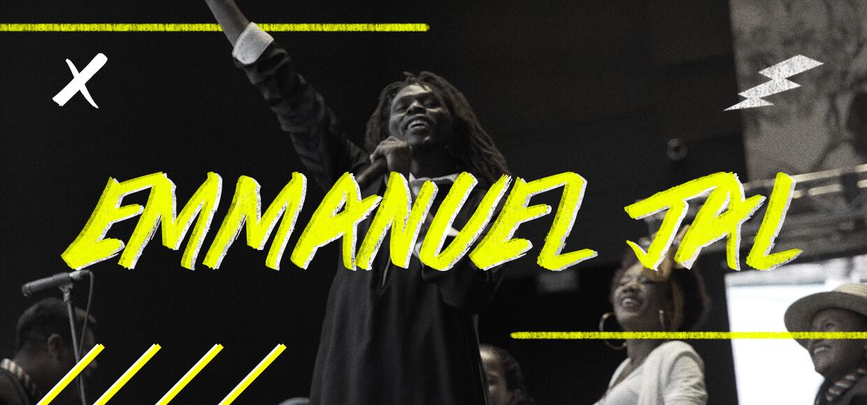 Emmanuel Jal, el rap africano que ganó la guerra| Perfiles Pacifista!