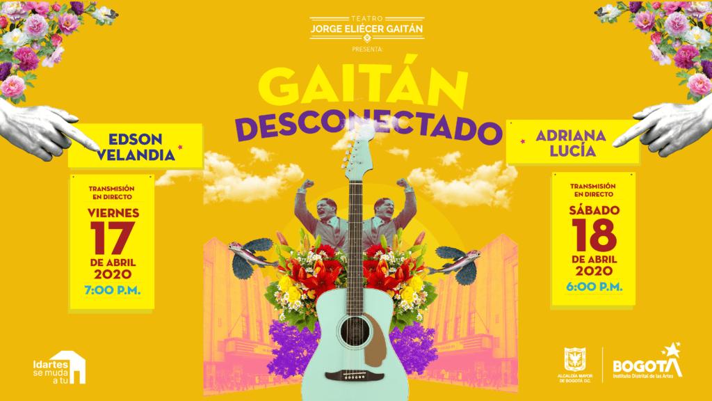 Gaitán_Desconectado