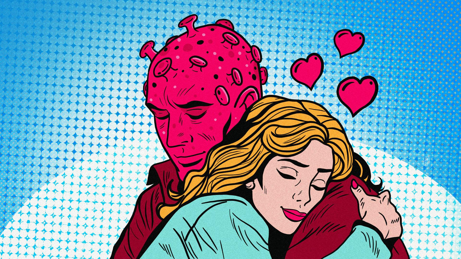 Romantizar la pandemia