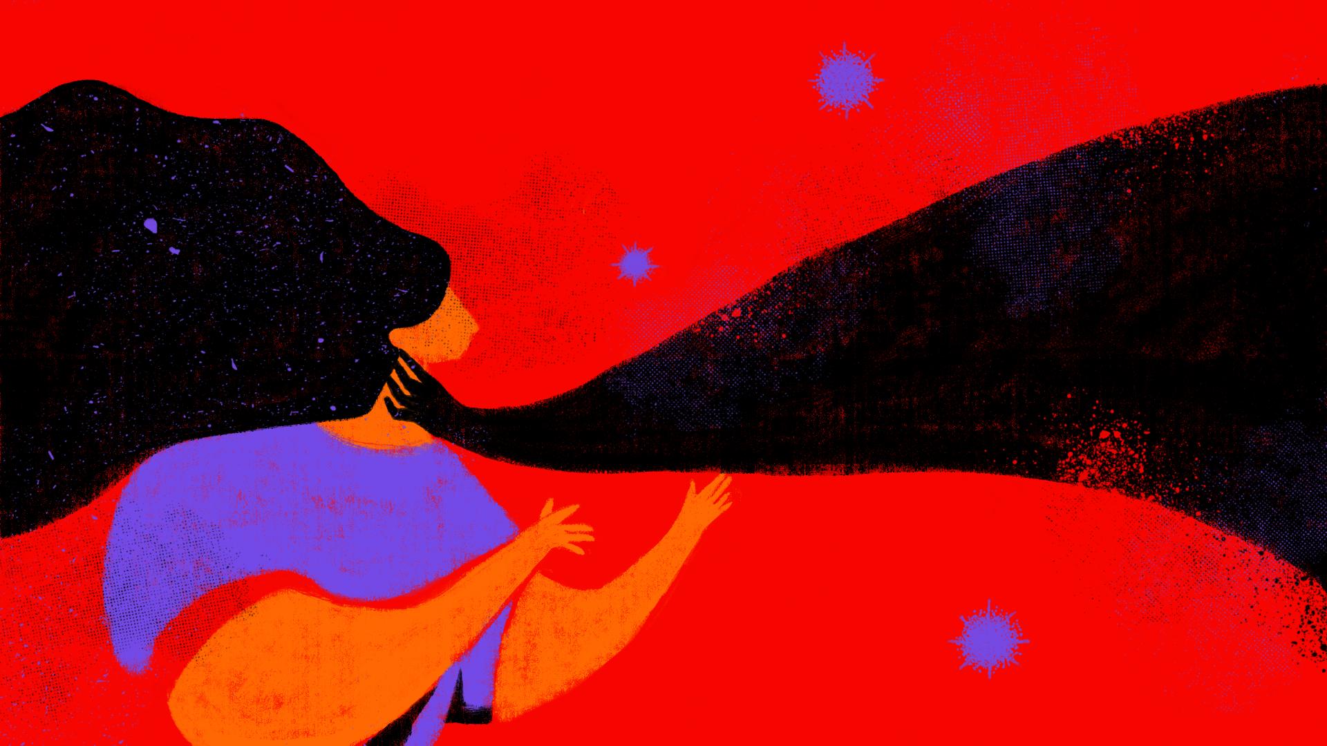 Una curva que no se aplana: la violencia de género durante la cuarentena
