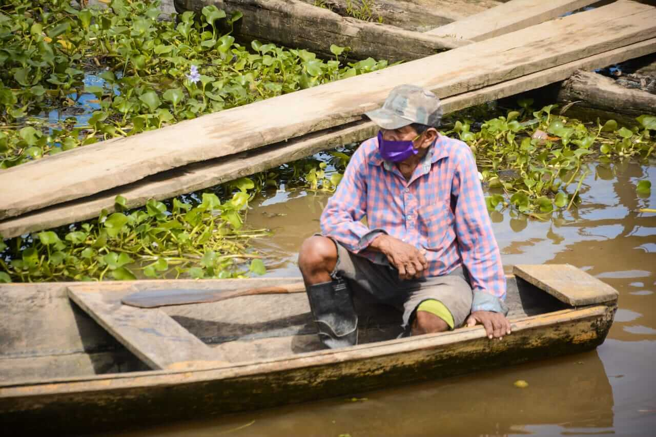 Amazonas y pandemia