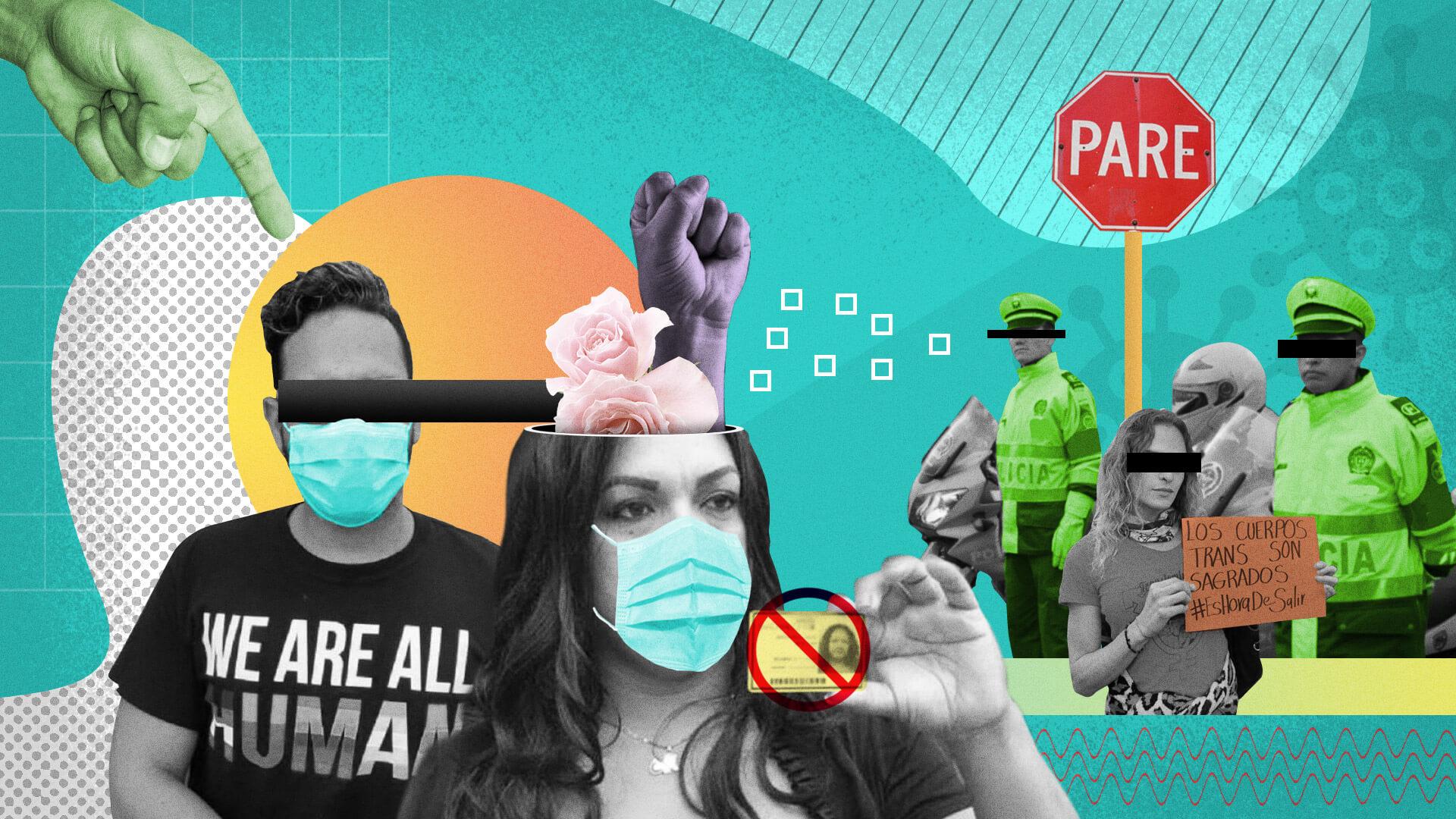 Pico y género: más violencia y vigilancia sobre la población trans