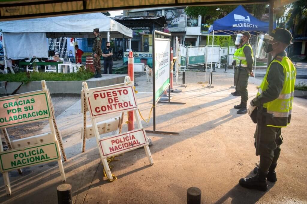 Frontera Leticia Tabatinga 2