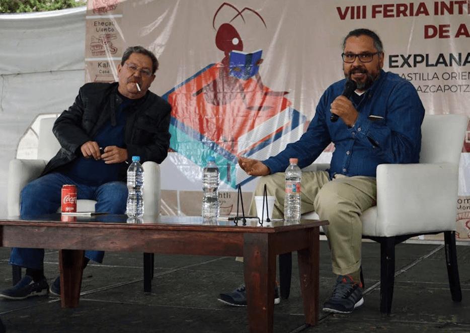 Taibo y Montt en Puebla