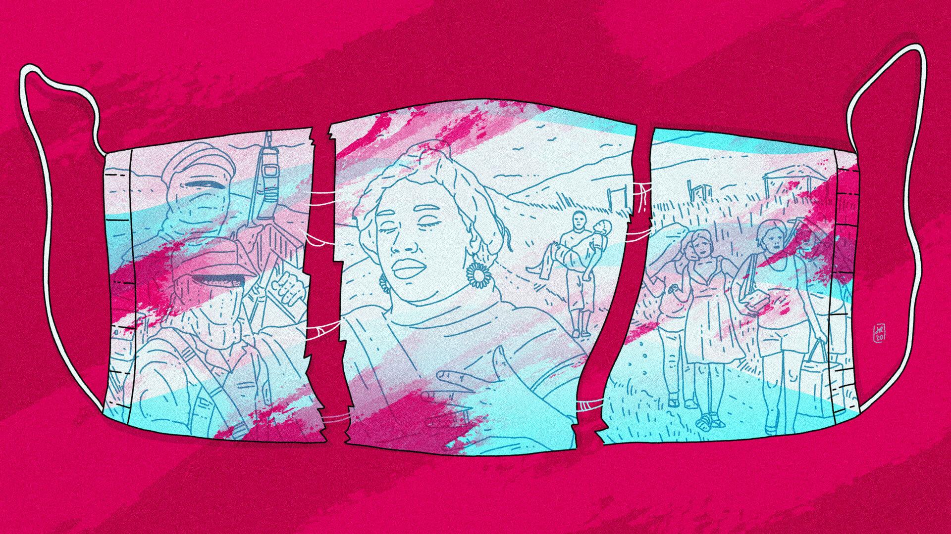 15 pistas para entender la violencia en Colombia en lo que va de 2020