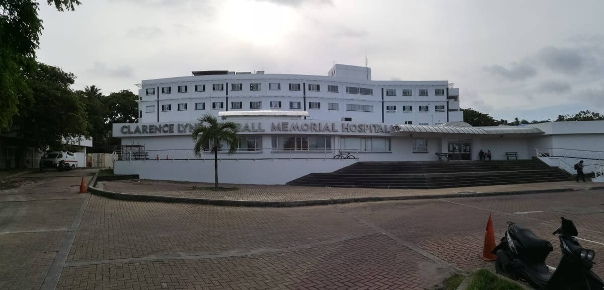 Hospital departamental de San Andrés