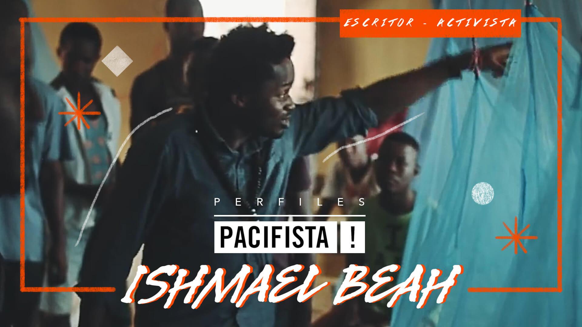 Ishmael Beah, literatura africana contra la guerra | Perfiles Pacifista!