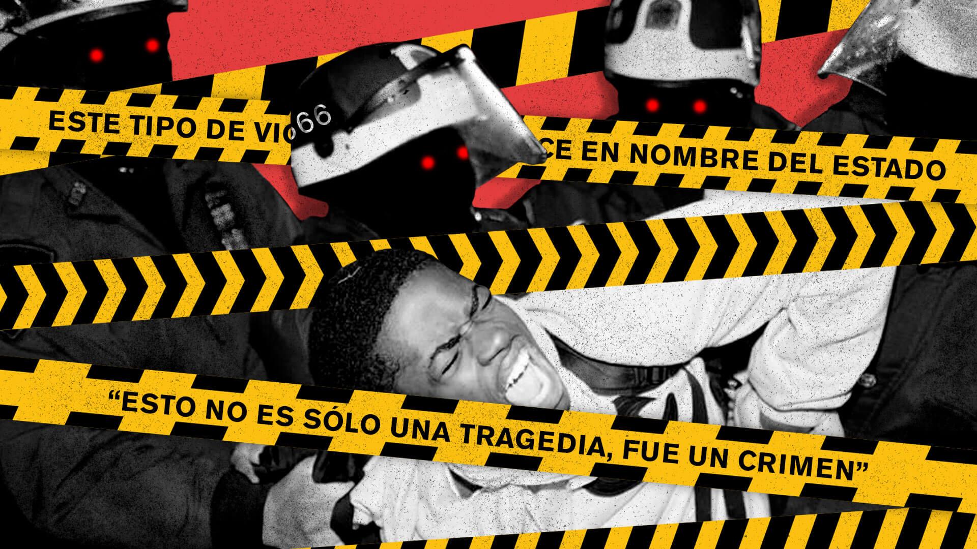 No es una tragedia, es un crimen: dos historias para nombrar la violencia policial