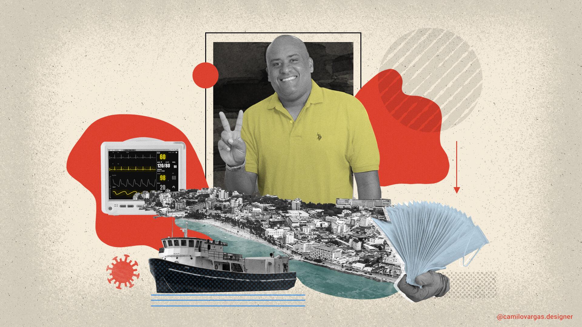 Coronavirus en San Andrés: una carrera contra la corrupción