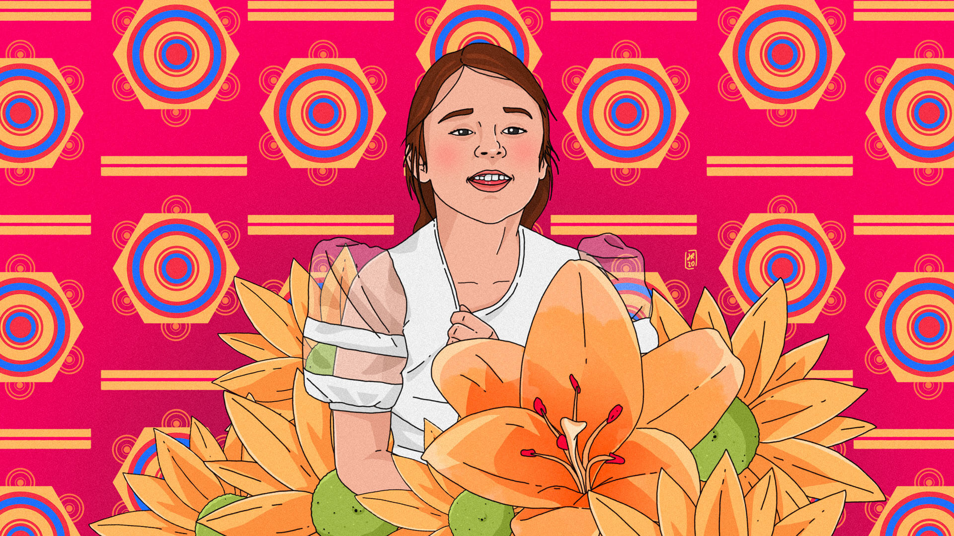 En memoria de Sandra Catalina, la niña violada y asesinada por un policía en 1993