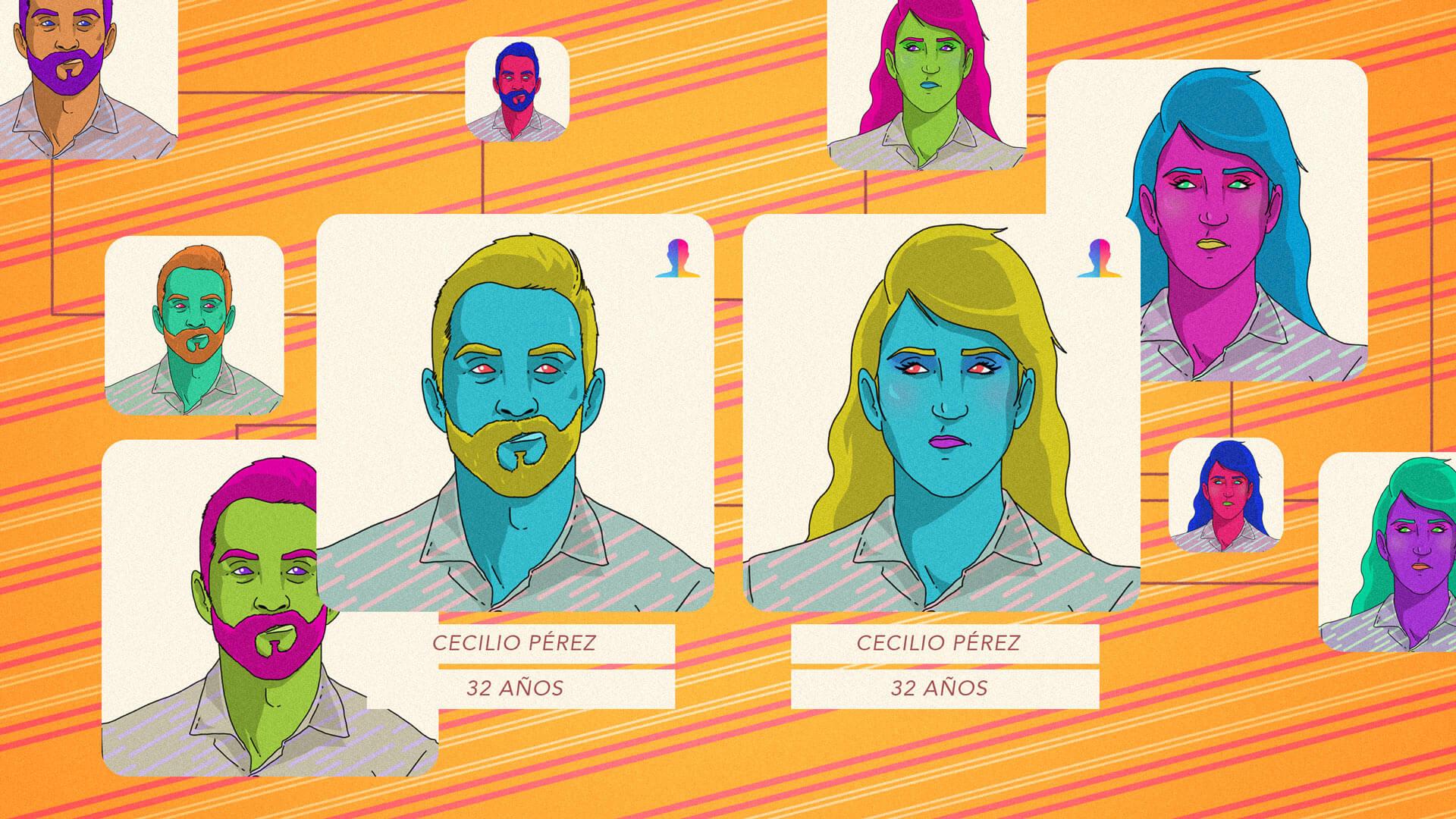 FaceApp: la vigilancia y el control por medio de los estereotipos de género