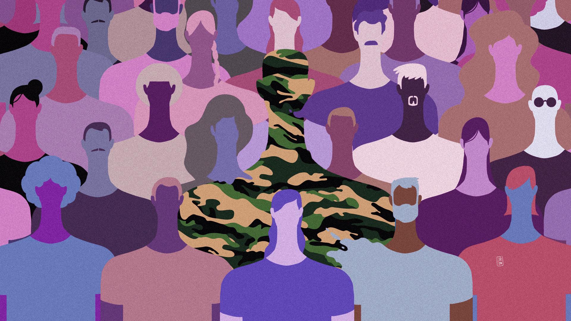 Los soldados que violaron a la niña embera son el síntoma que no queremos ver