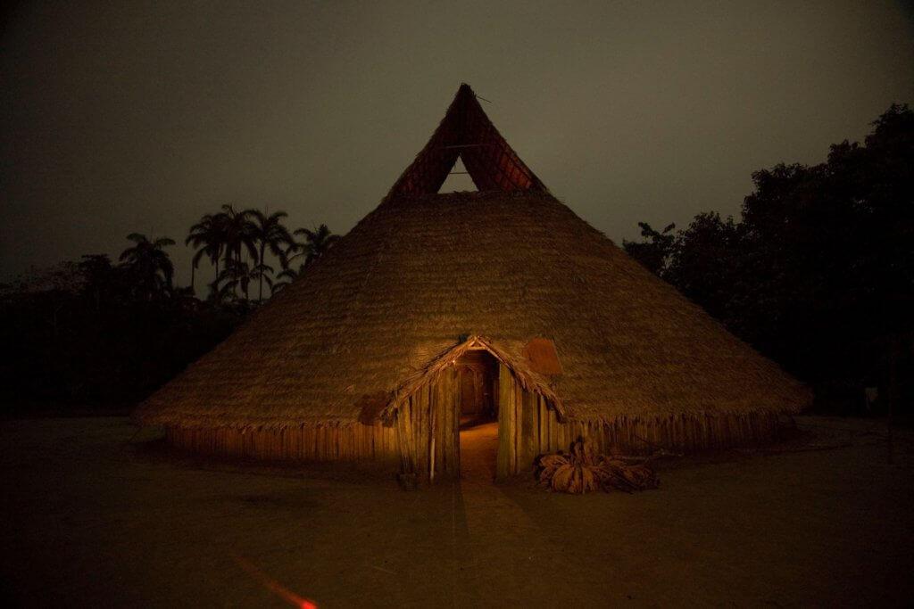 En la AmazonIa oriental colombiana también habitan indígenas en aislamiento voluntario. Foto: Sergio Bartelsman | Fundación Gaia Amazonas.