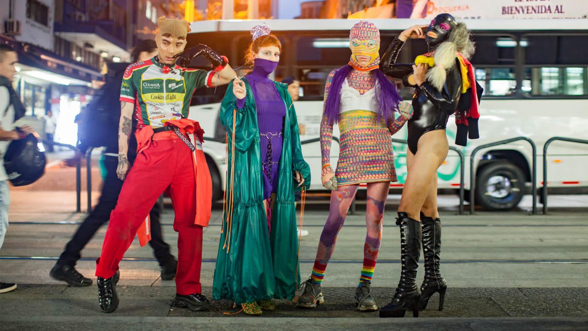 Faunos: un experimento queer por las calles de Medellín