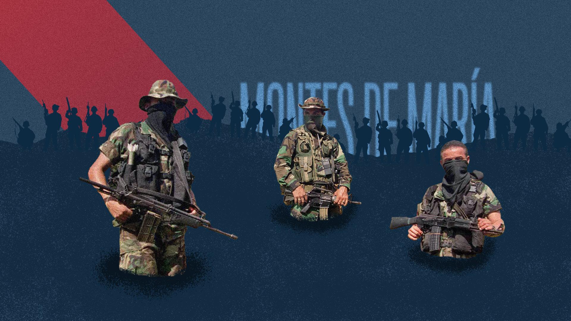 Las cuentas pendientes de las Fuerzas Militares con las masacres de los Montes de María