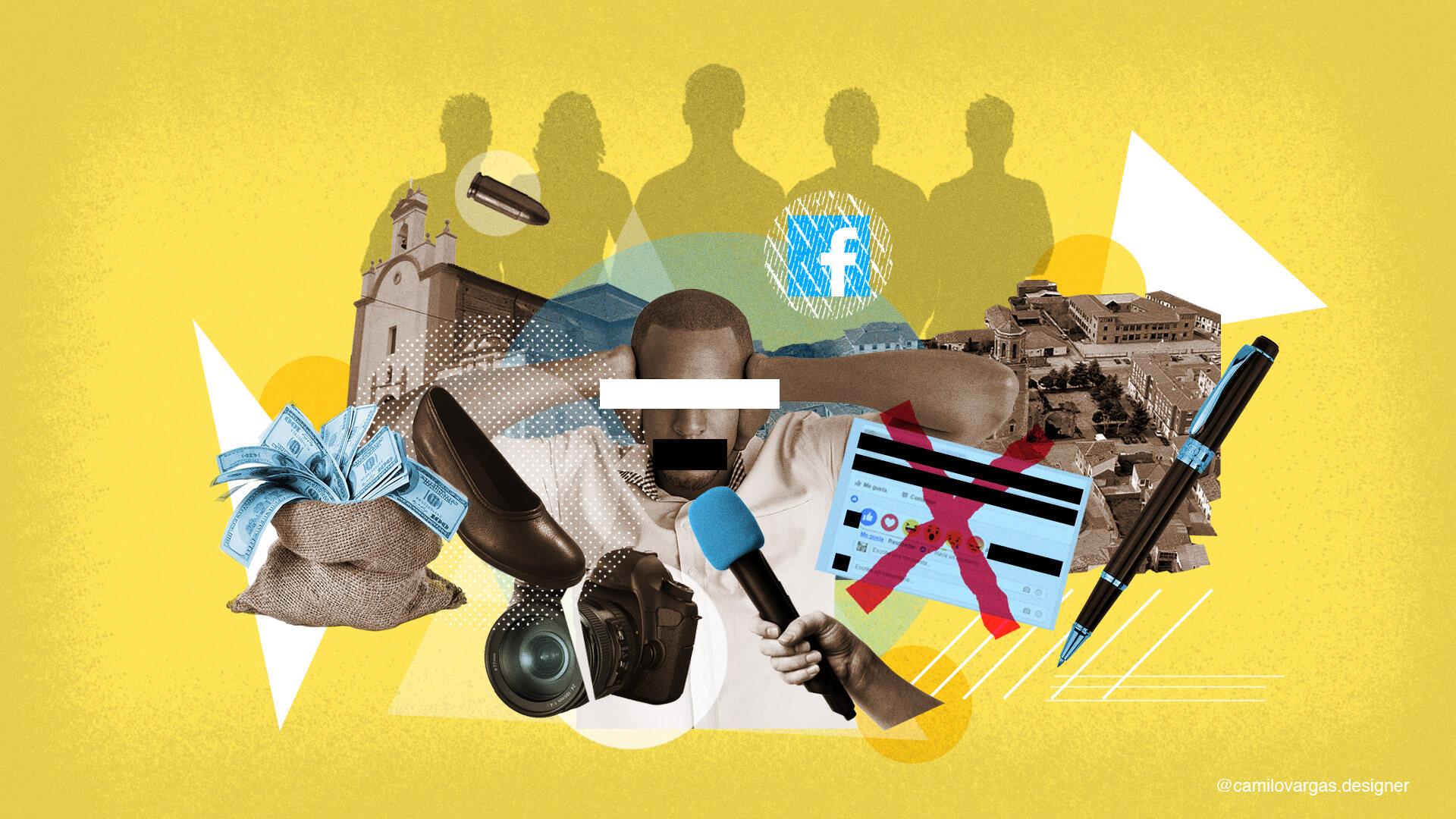 Sahagún, donde hacer periodismo es echarse la soga al cuello