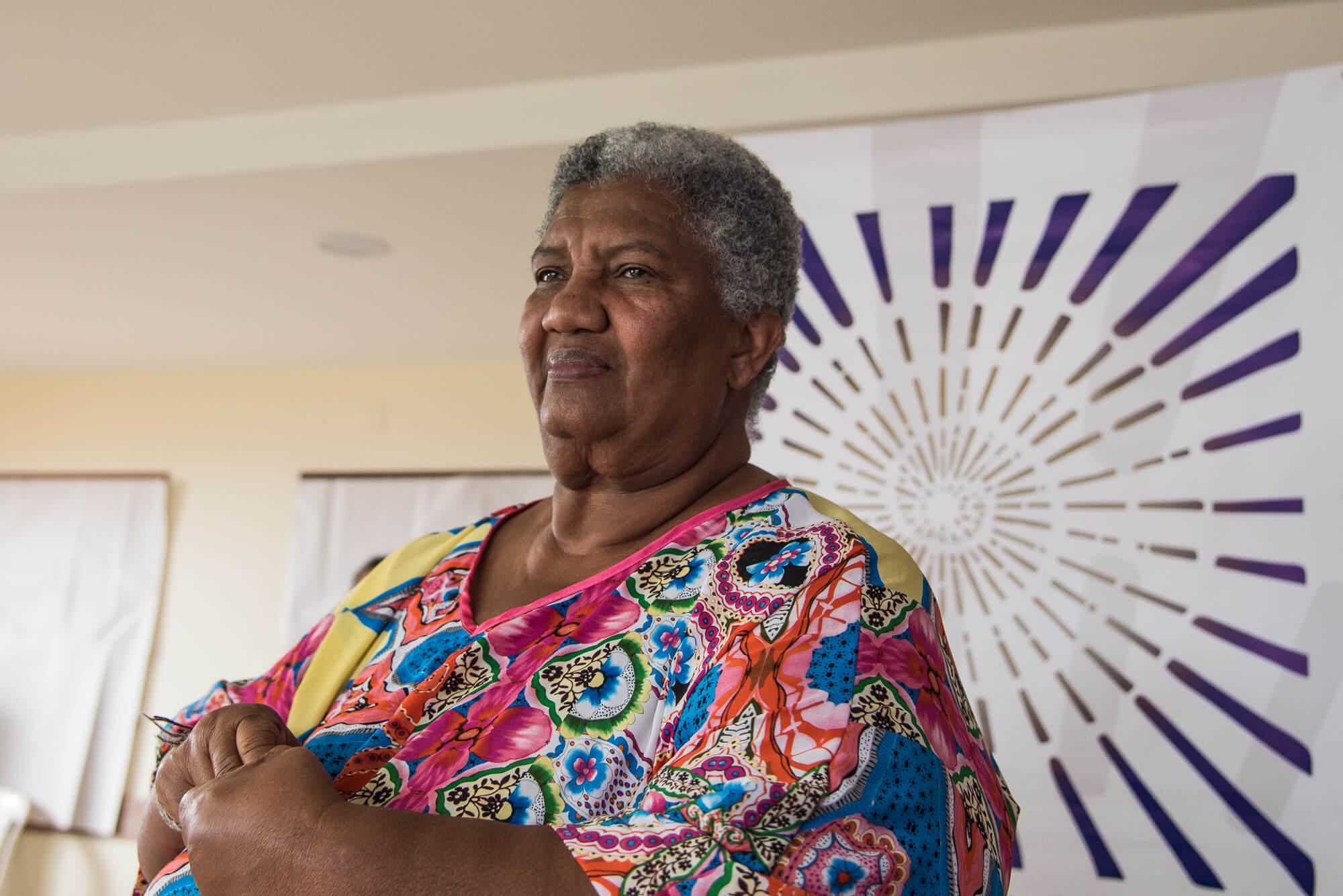 Ángela Salazar, la voz del pueblo afro en la Comisión de la Verdad, falleció por Covid-19
