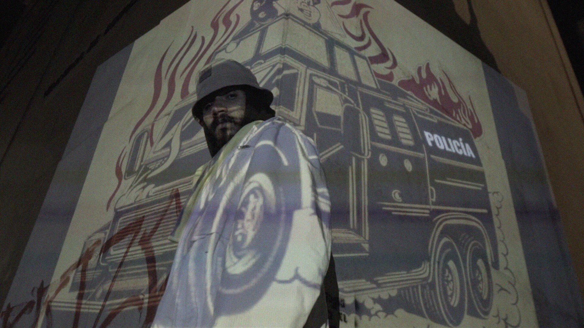 PACIFISTA! presenta: Quién dio la orden (freestyle) feat. N. Hardem & MA.SA