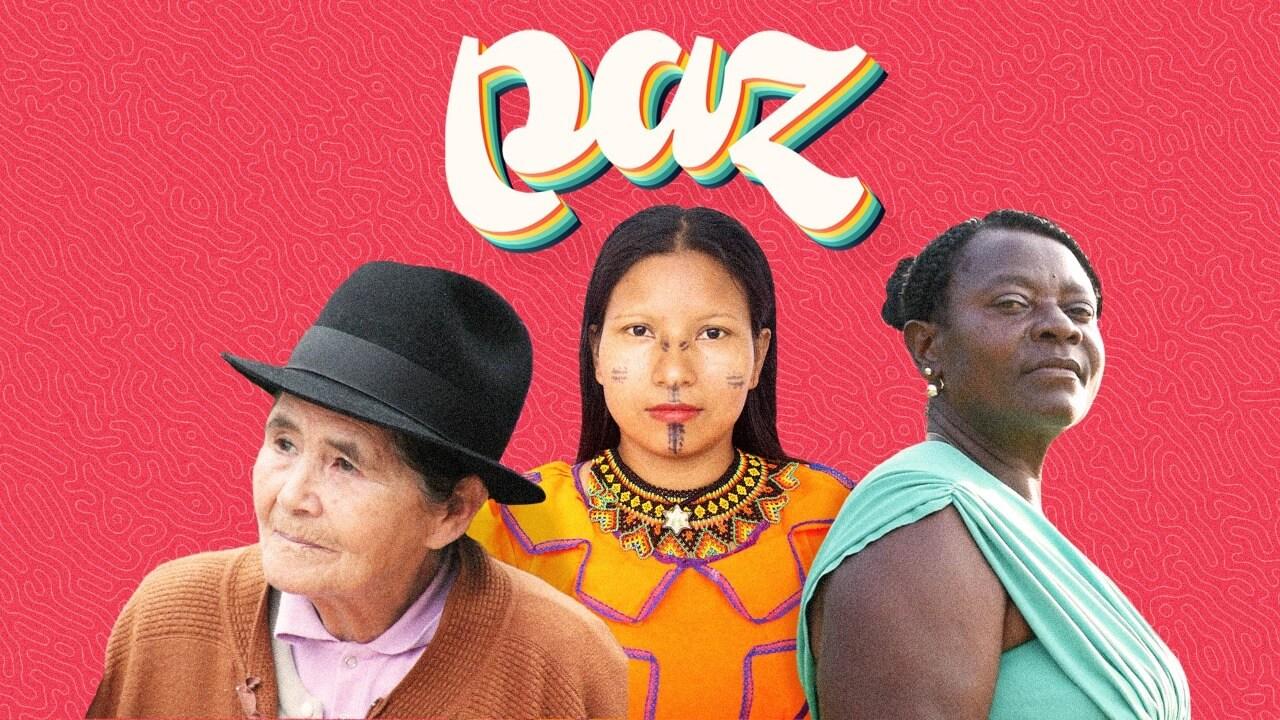 'Contadoras de historias': 76 relatos de mujeres sobre la memoria y la paz