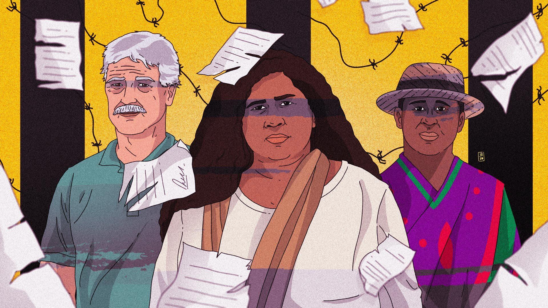 ¡Oh sorpresa! Colombia es el país más peligroso para defender derechos