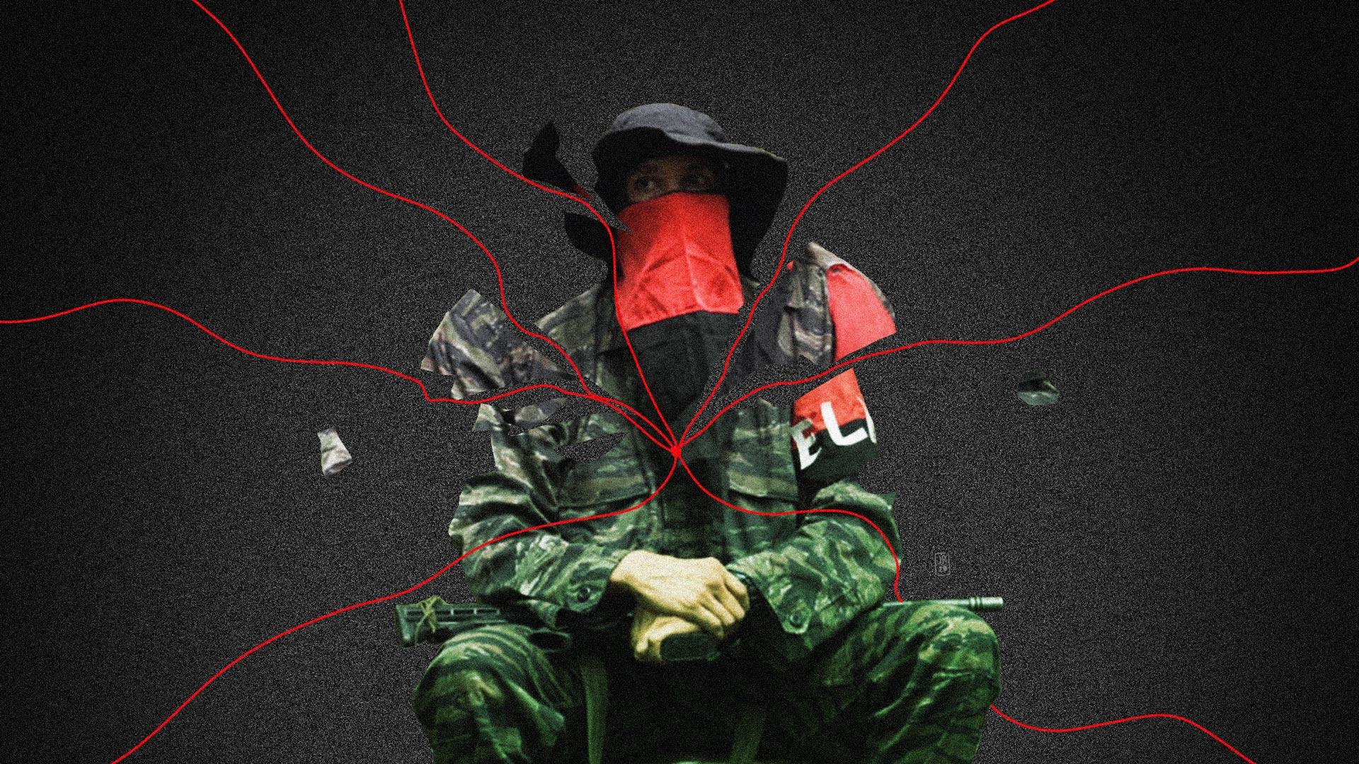 Dentro de la cabeza del Uriel: el abatido ideólogo hiperconectado del ELN