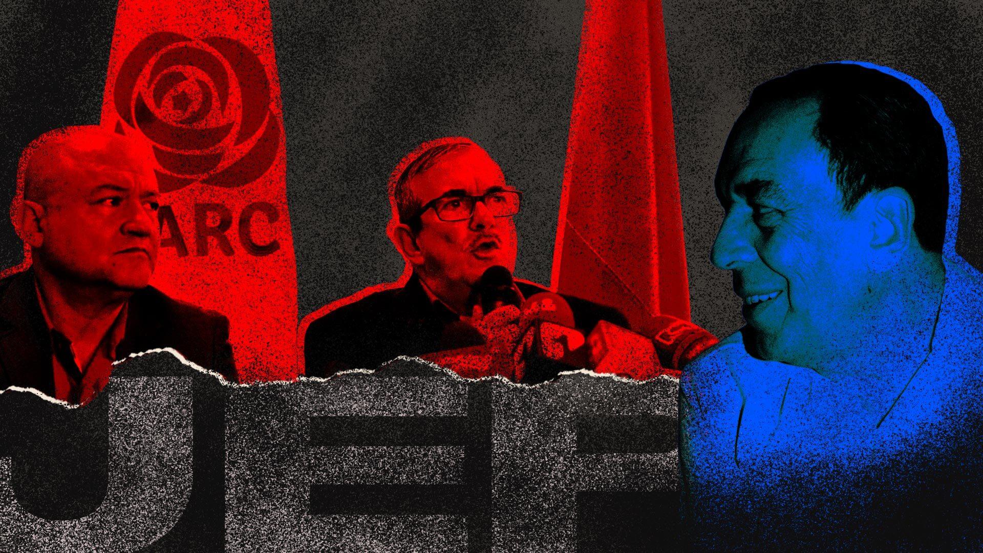 Carlos Lozada y 'Timochenko', a contar más sobre el caso Álvaro Gómez en la JEP