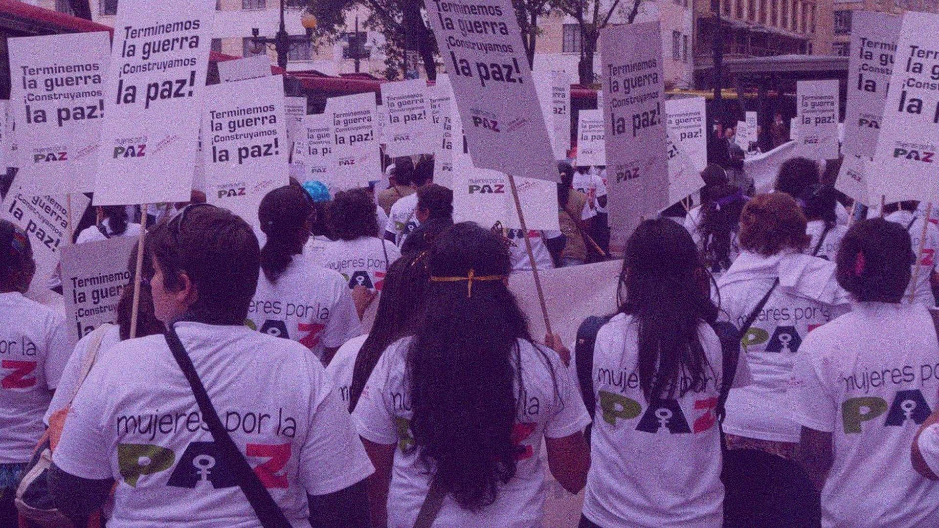La implementación de los Acuerdos de paz en la voz de las mujeres