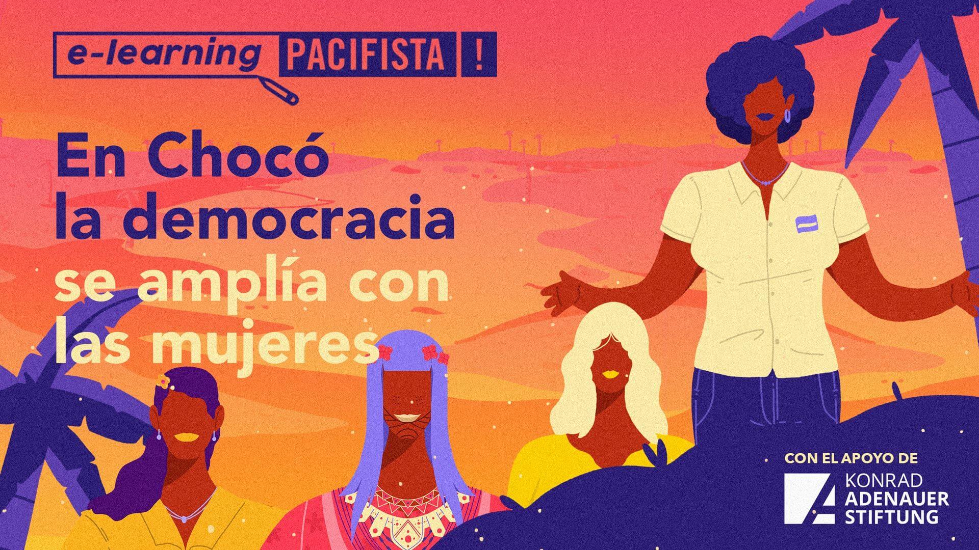 En Chocó la democracia se amplía con mujeres