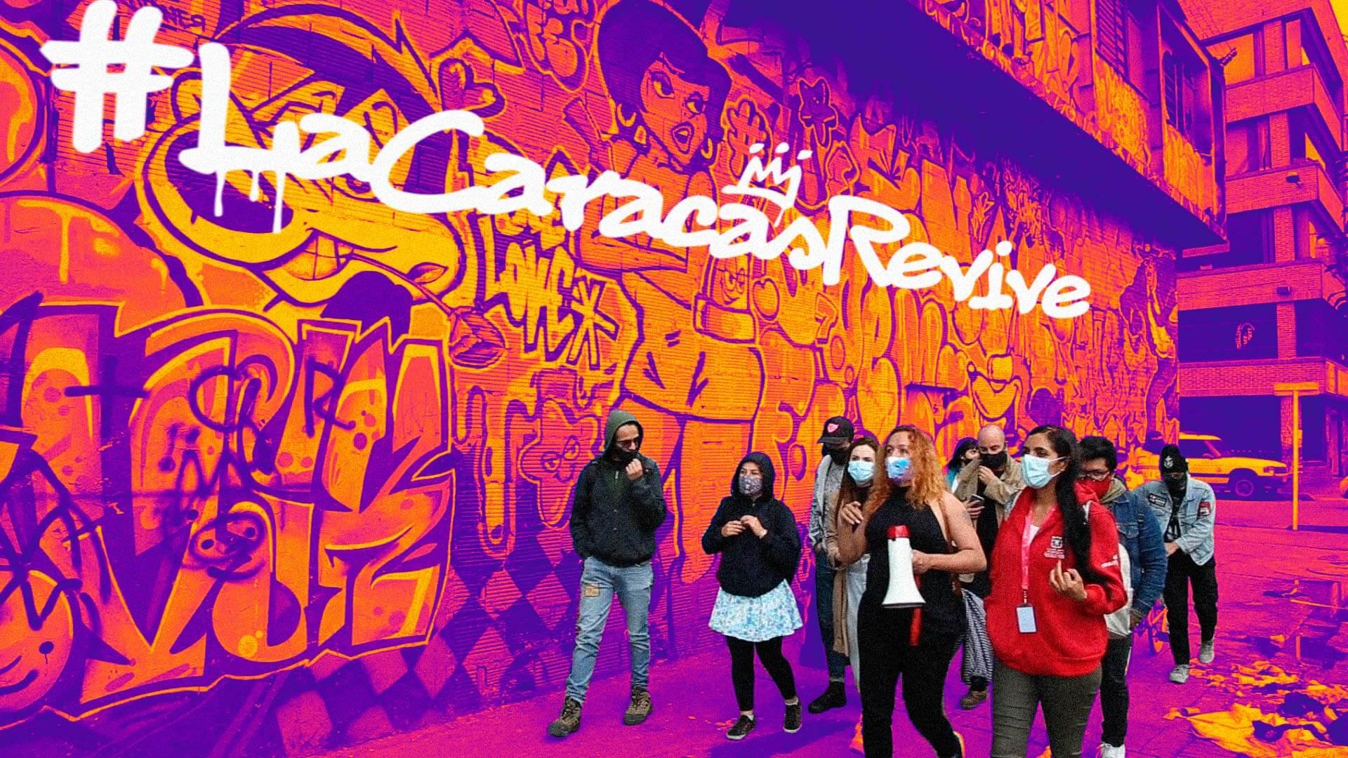 Las artes valientes que están surgiendo del barrio Santa Fe, en pleno centro de Bogotá