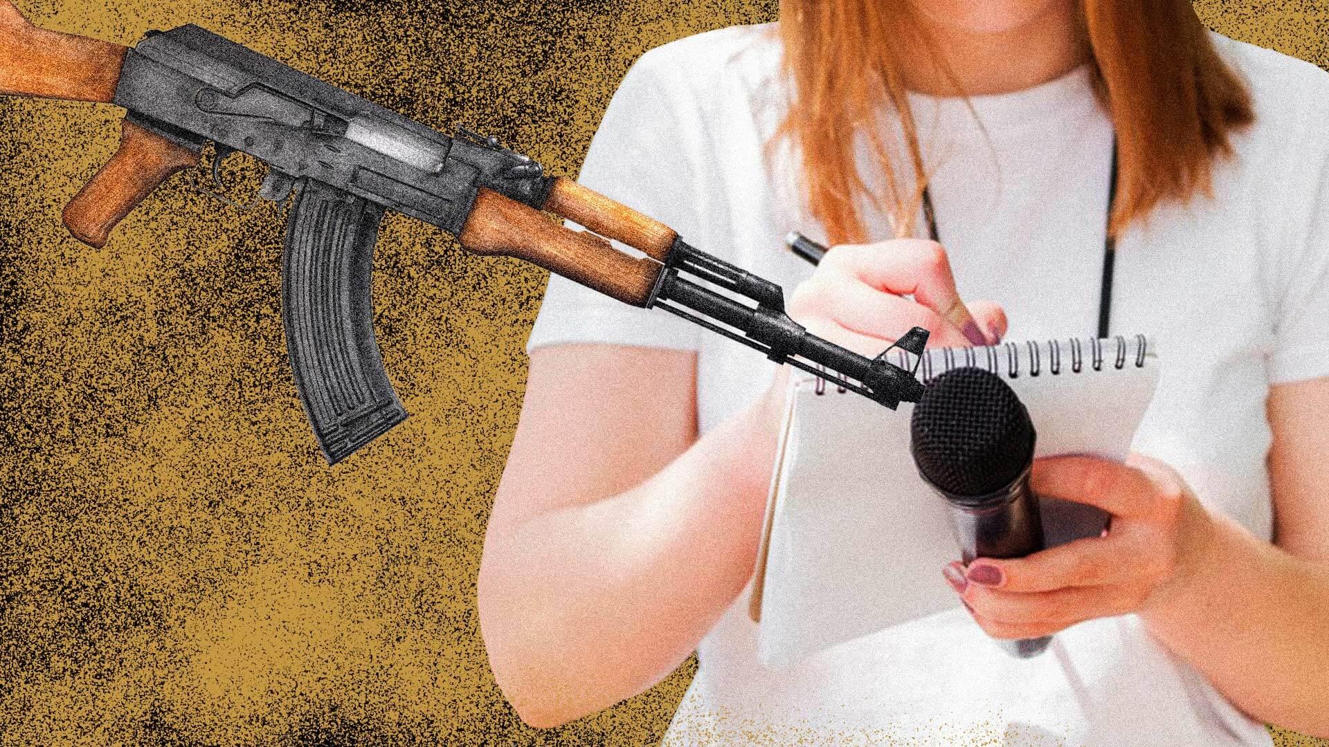 O se callan o los matamos: la constante del periodismo durante los últimos 50 años