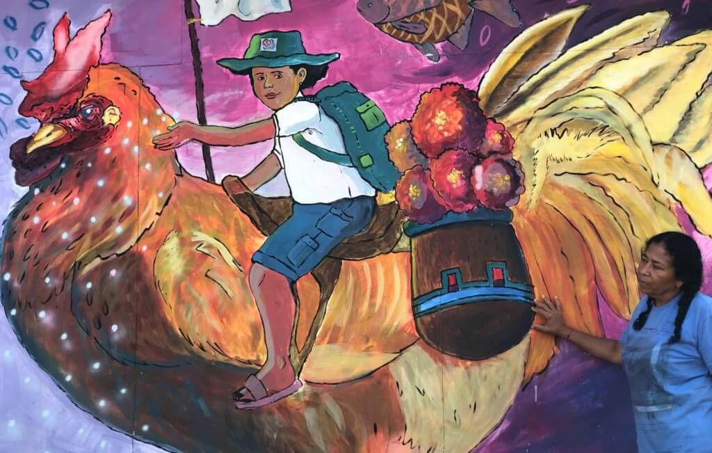 Mural_mujeres_Caño_Indio