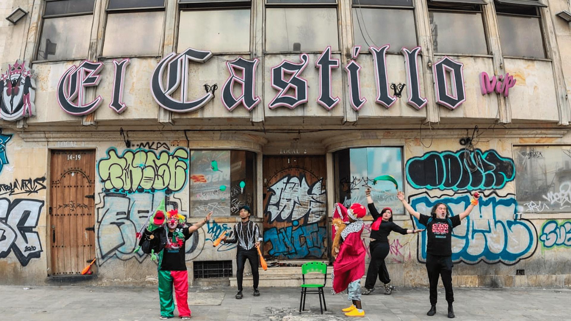 El Castillo de la prostitución ahora es El Castillo de las Artes