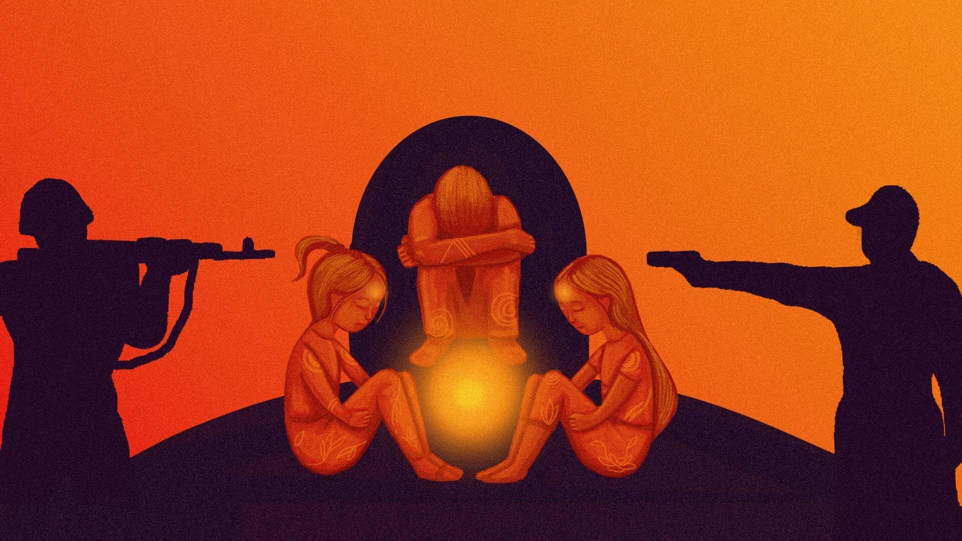 Los 'castigos' y las 'correcciones' que sufrieron los menores LGBTI+ en los peores años del conflicto
