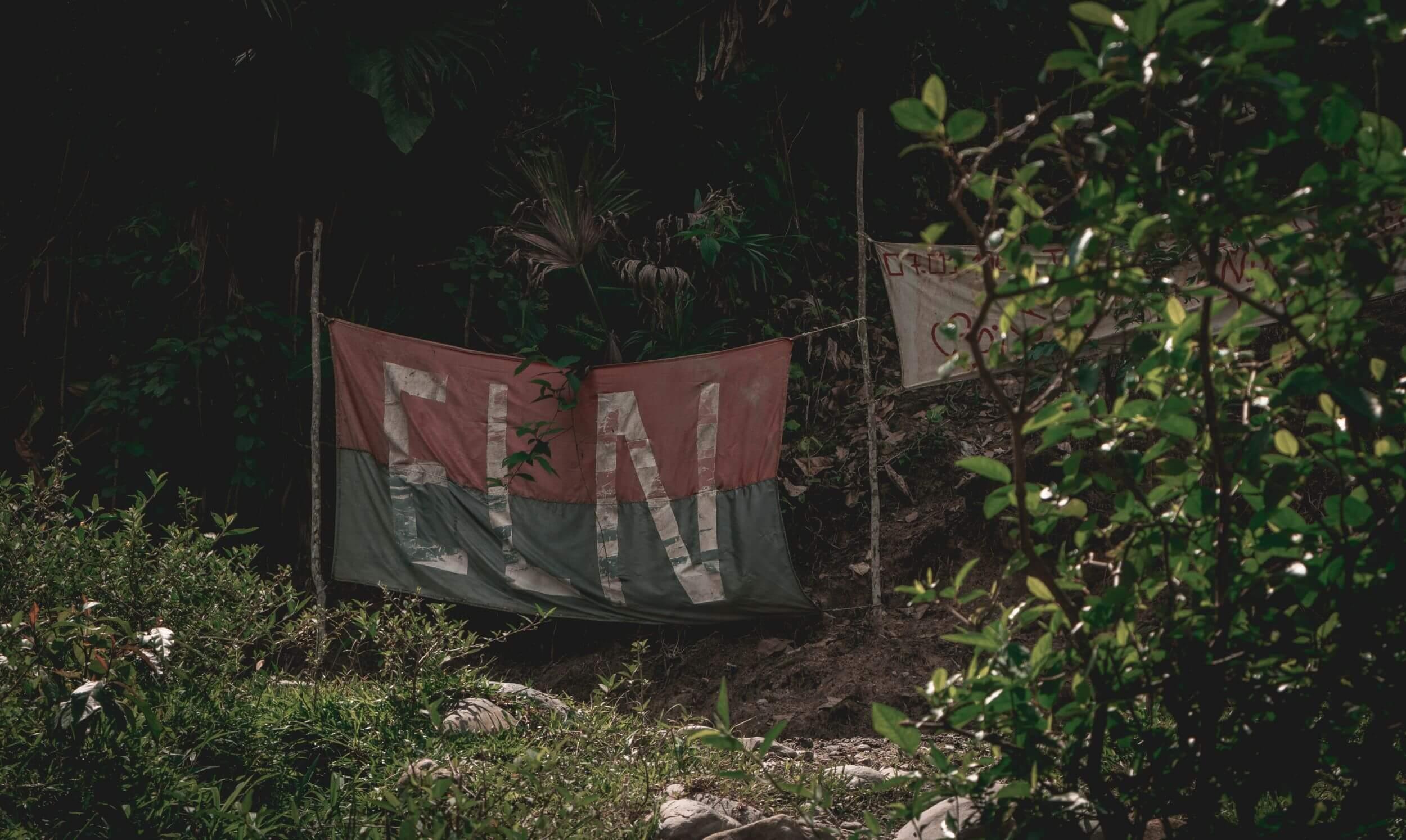 La guerra oculta del río San Juan