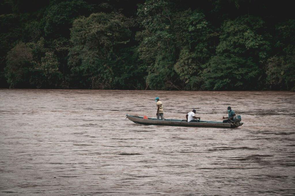 Río San Juan. Foto: Santiago Ramírez / La Cola de Rata.