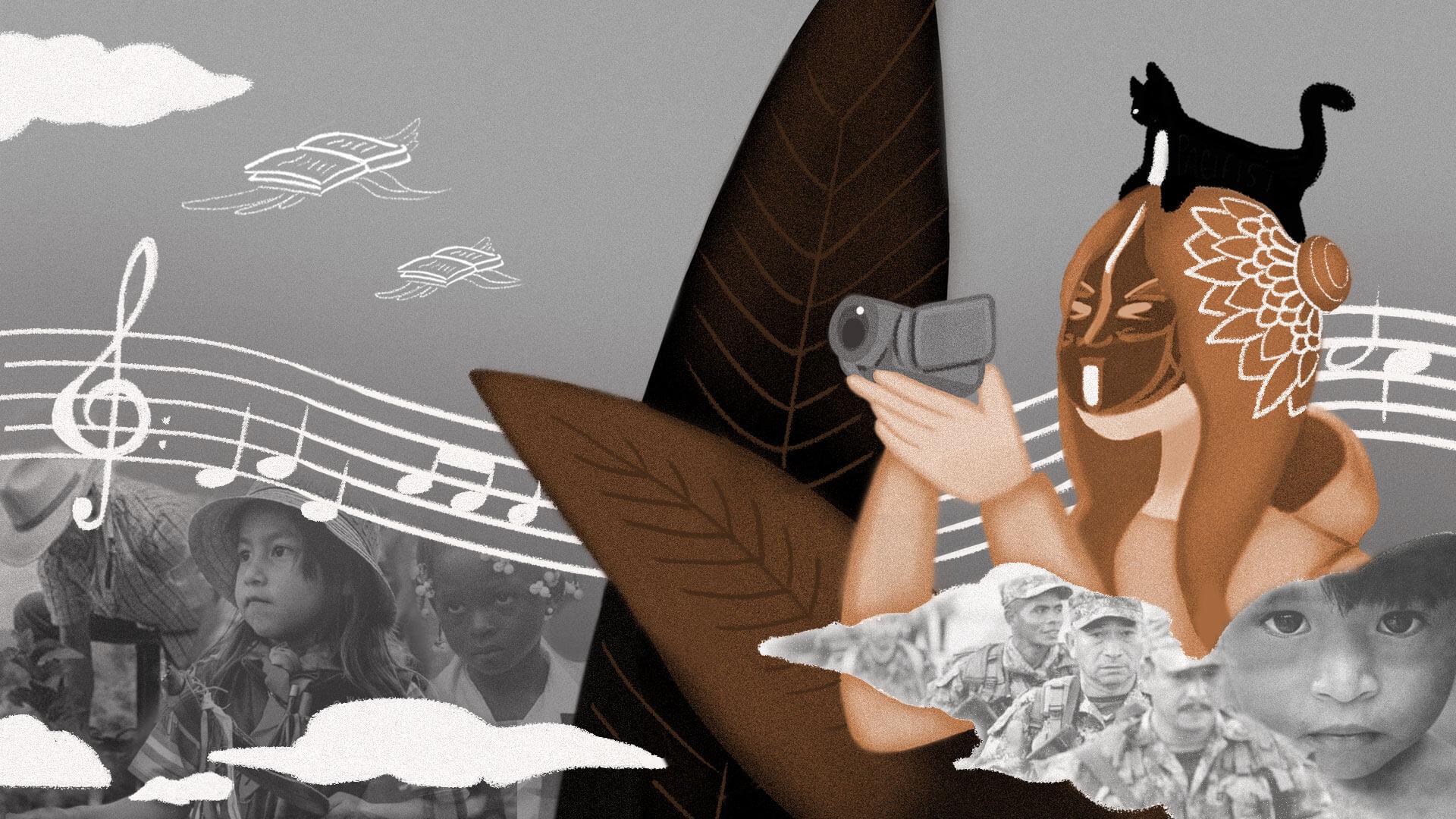 Cinco charlas imperdibles con artistas sobre el esclarecimiento de la verdad