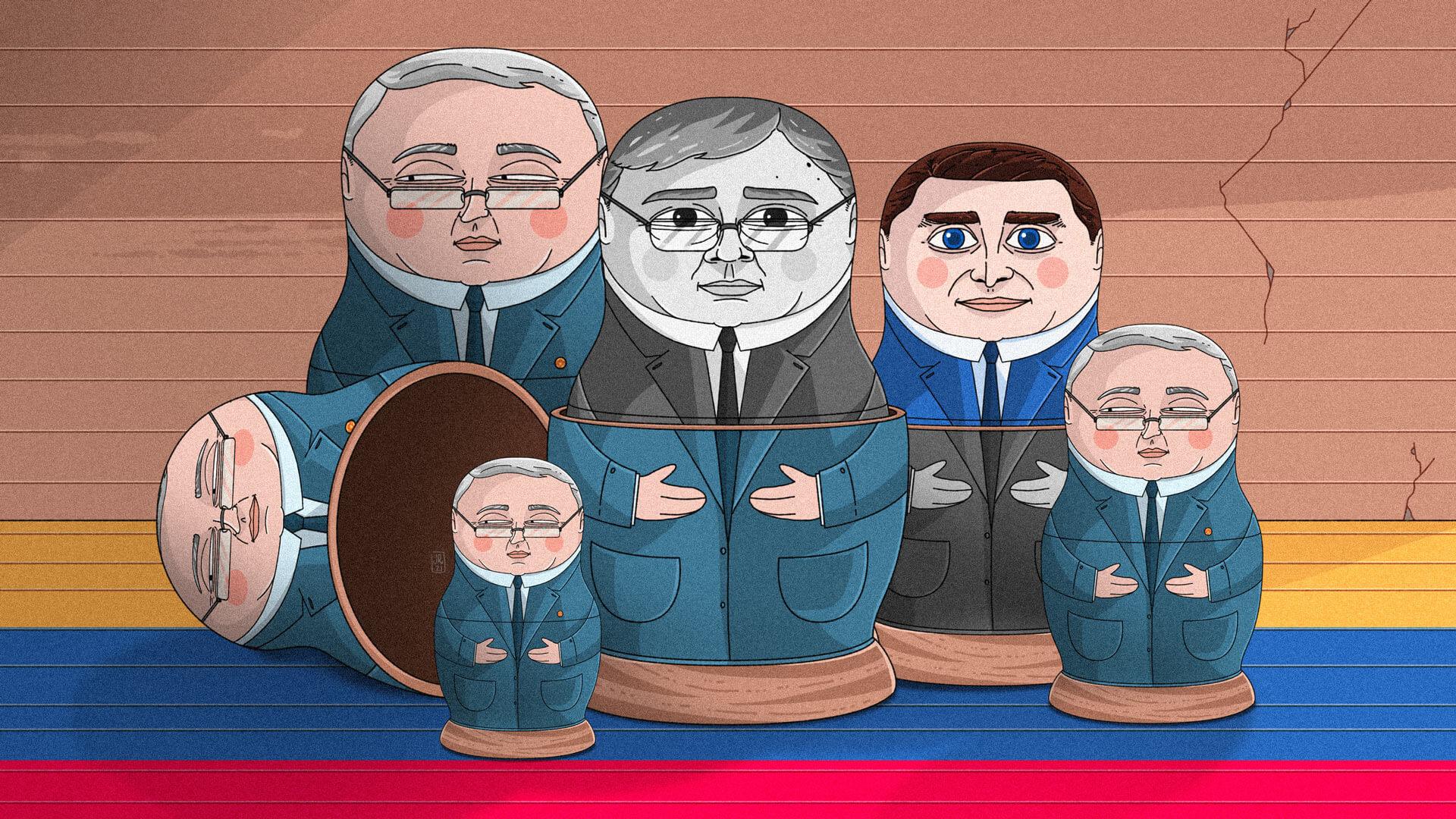 Diego Molano de ministro de Defensa: más y más de lo mismo