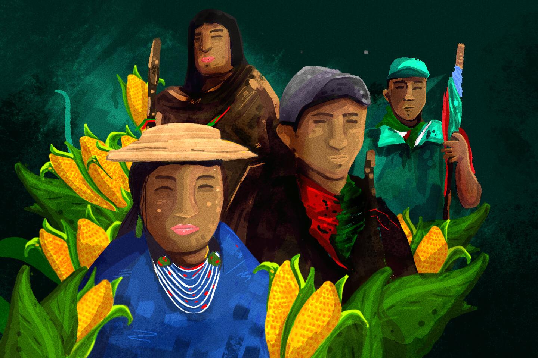 La paciente travesía del Consejo Regional Indígena del Cauca