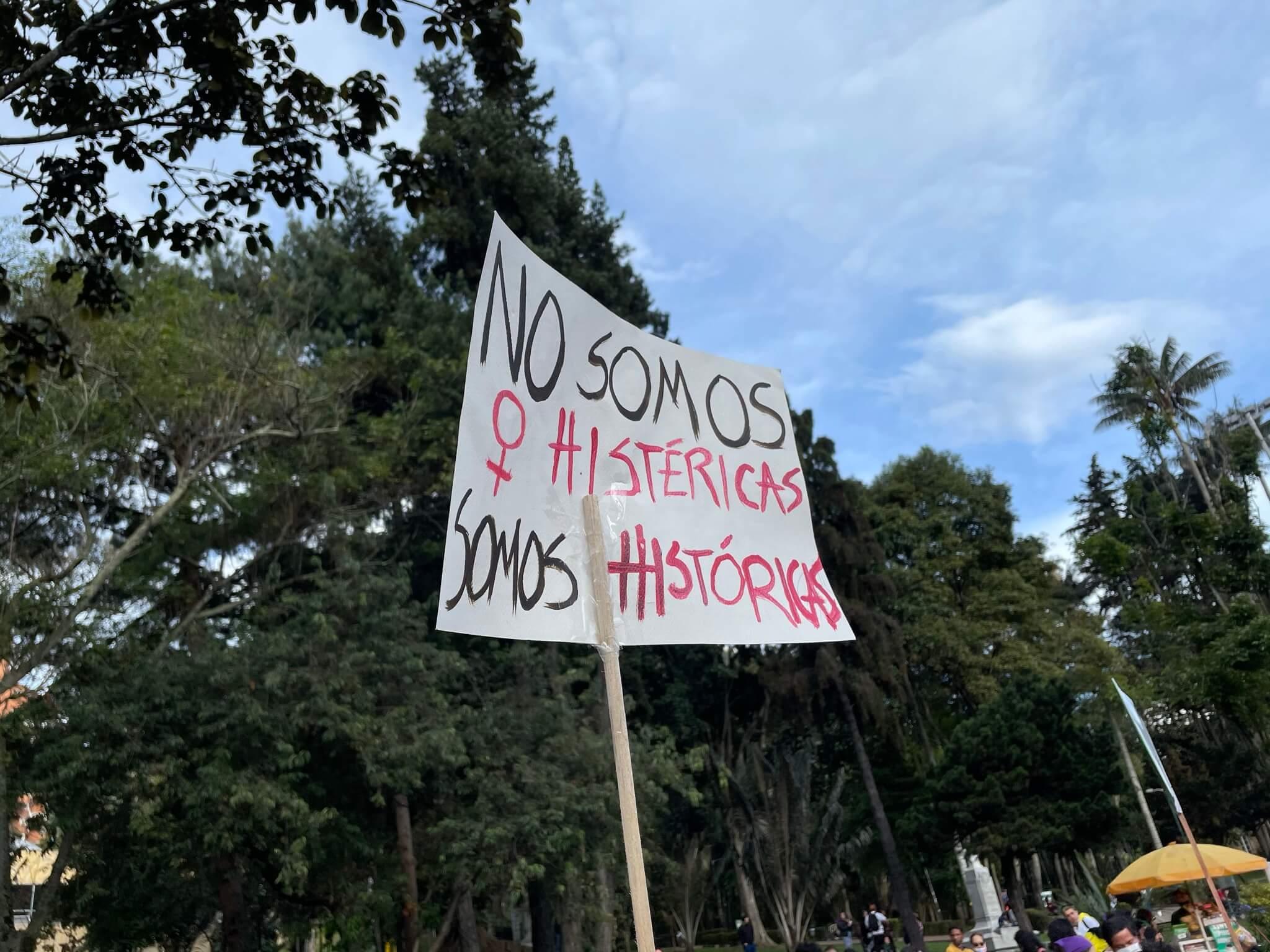 24 carteles buenísimos que vimos en el estallido feminista del #8M