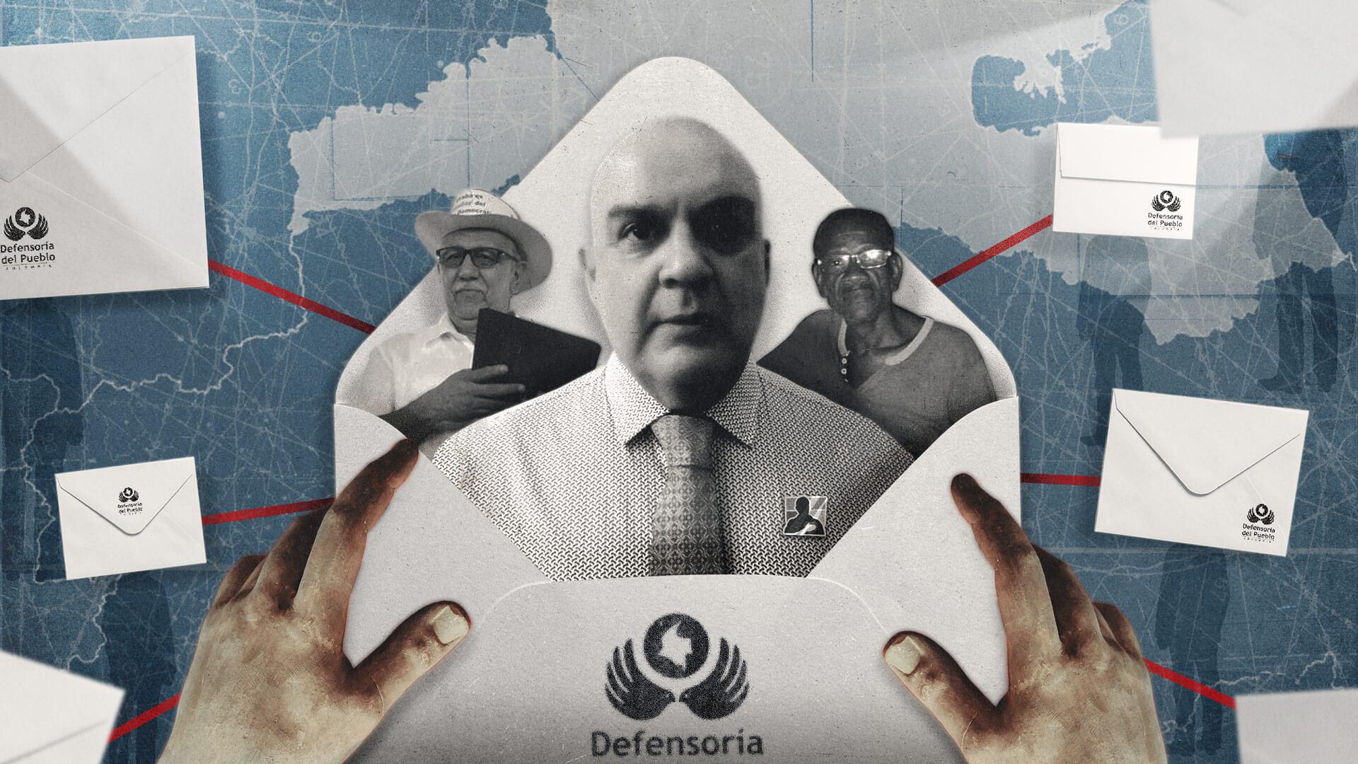 Con un cuestionable club de fans, la Defensoría justifica el nombramiento de José Rendón en Urabá