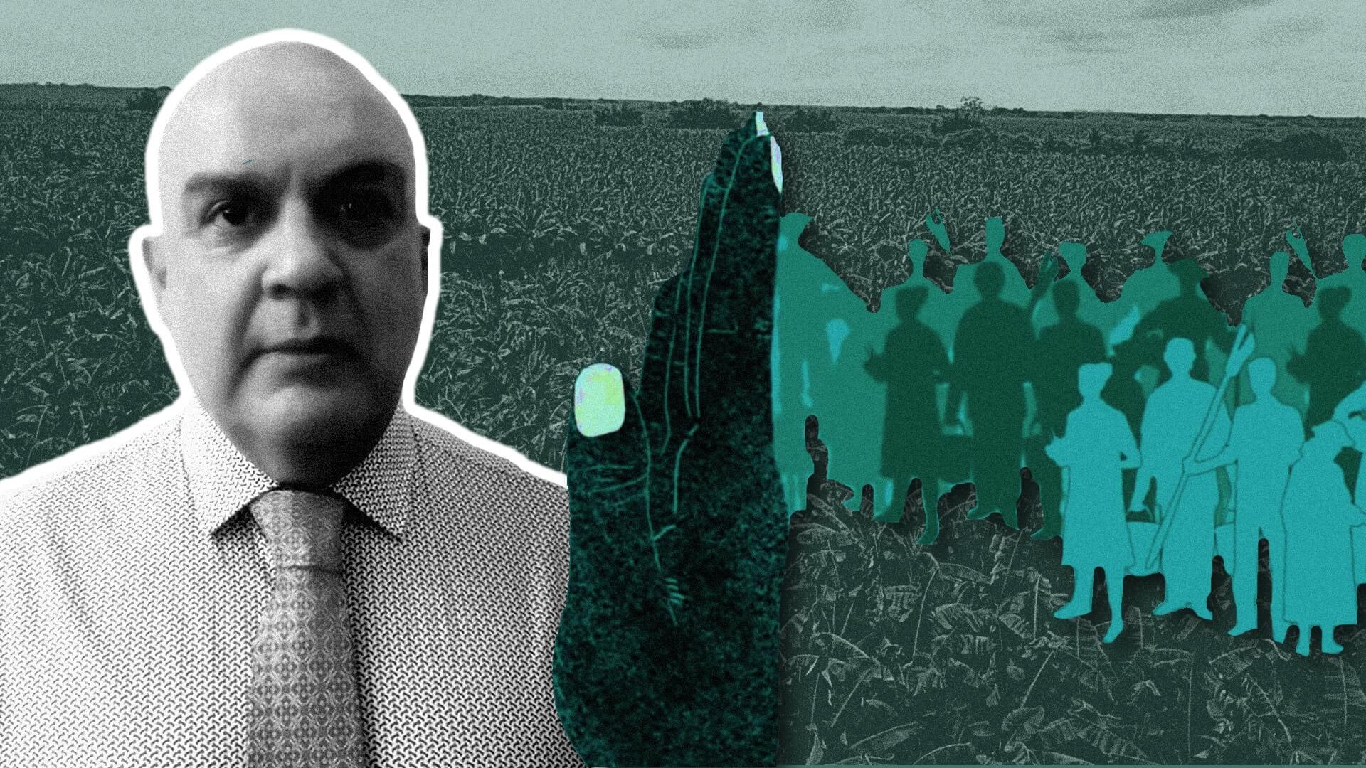 El nuevo defensor del Pueblo en Urabá fue abogado de compradores de tierra despojada