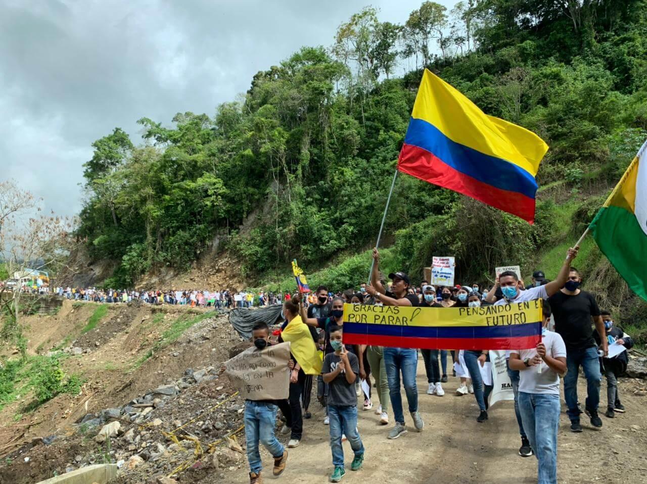 El Catatumbo también tiene su agenda en medio del Paro Nacional