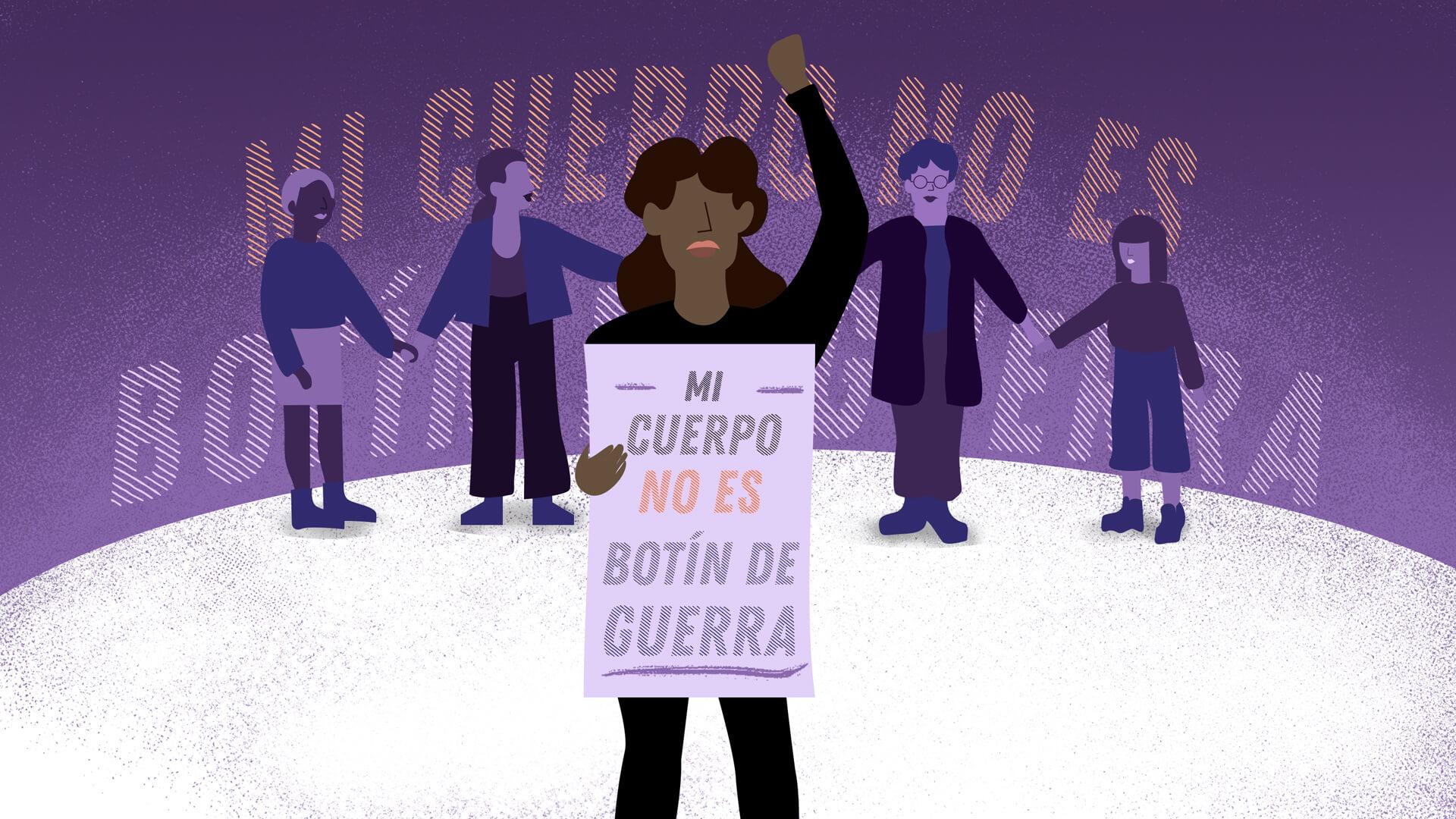 EDITORIAL | Civiles o policías, los cuerpos de las mujeres no son botín de guerra
