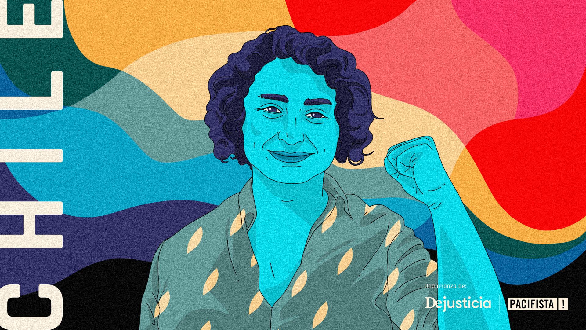 La activista lesbiana que estará detrás de la nueva Constitución chilena