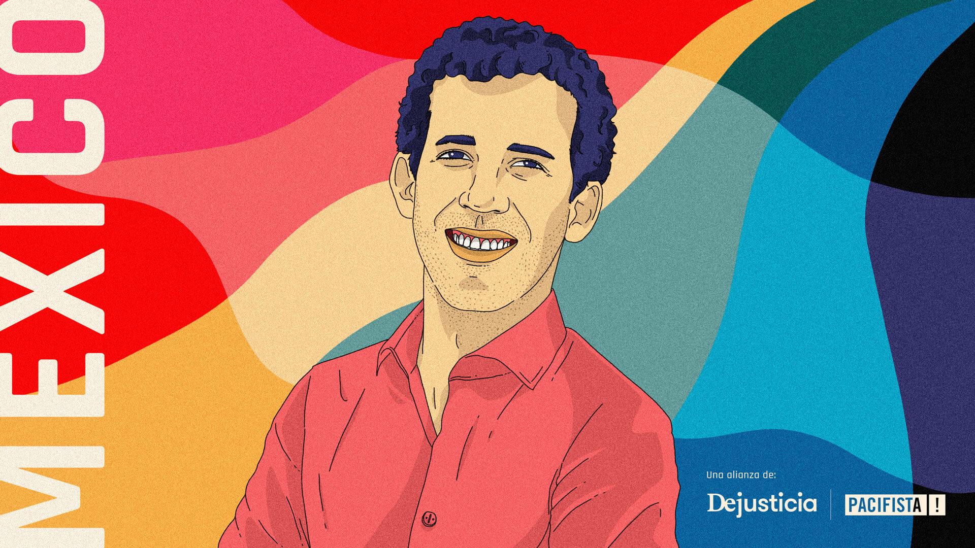 El candidato gay que retó a la élite política en México