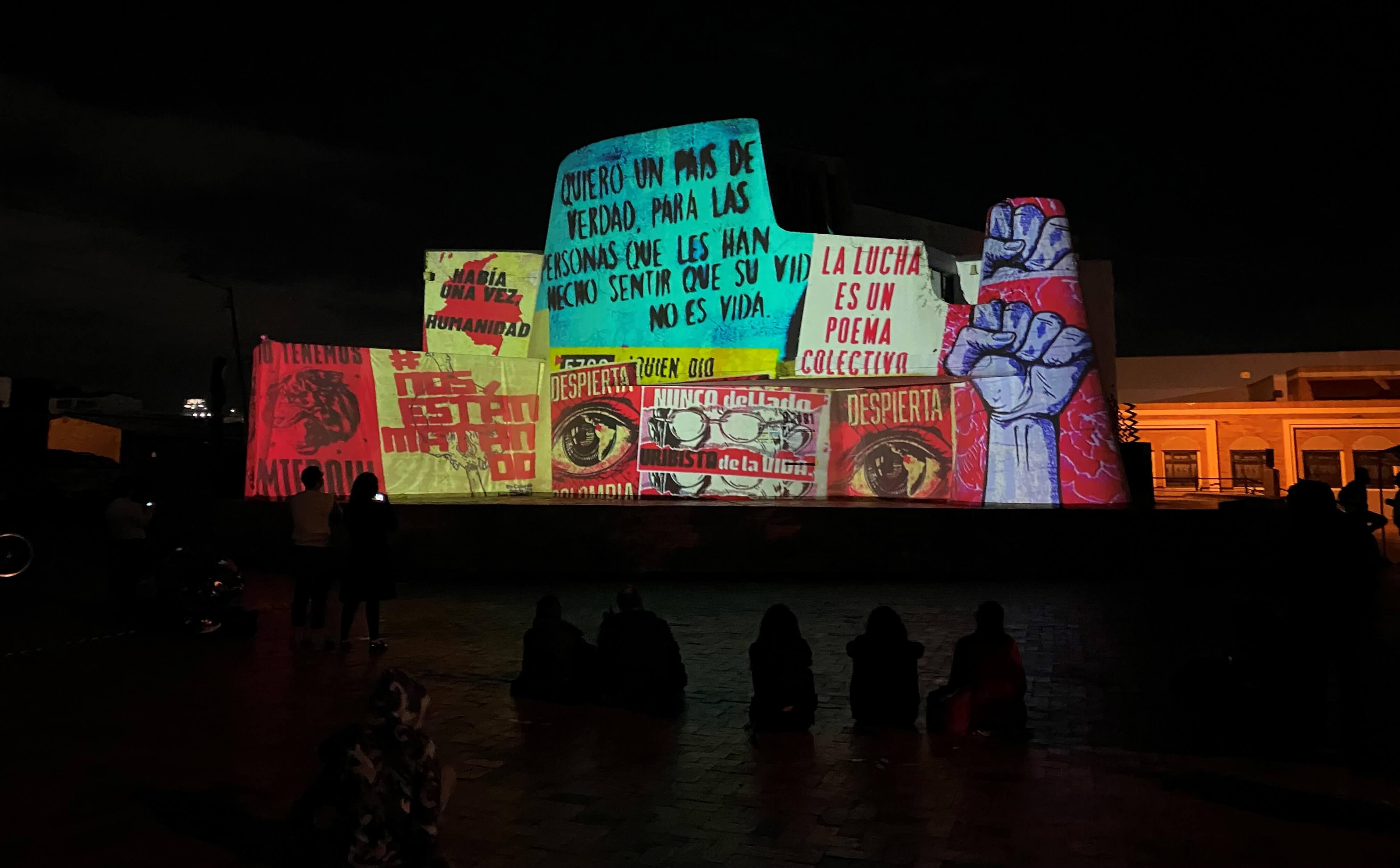 AV Síntesis, el festival de la videoproyección que enaltece la memoria y la no repetición