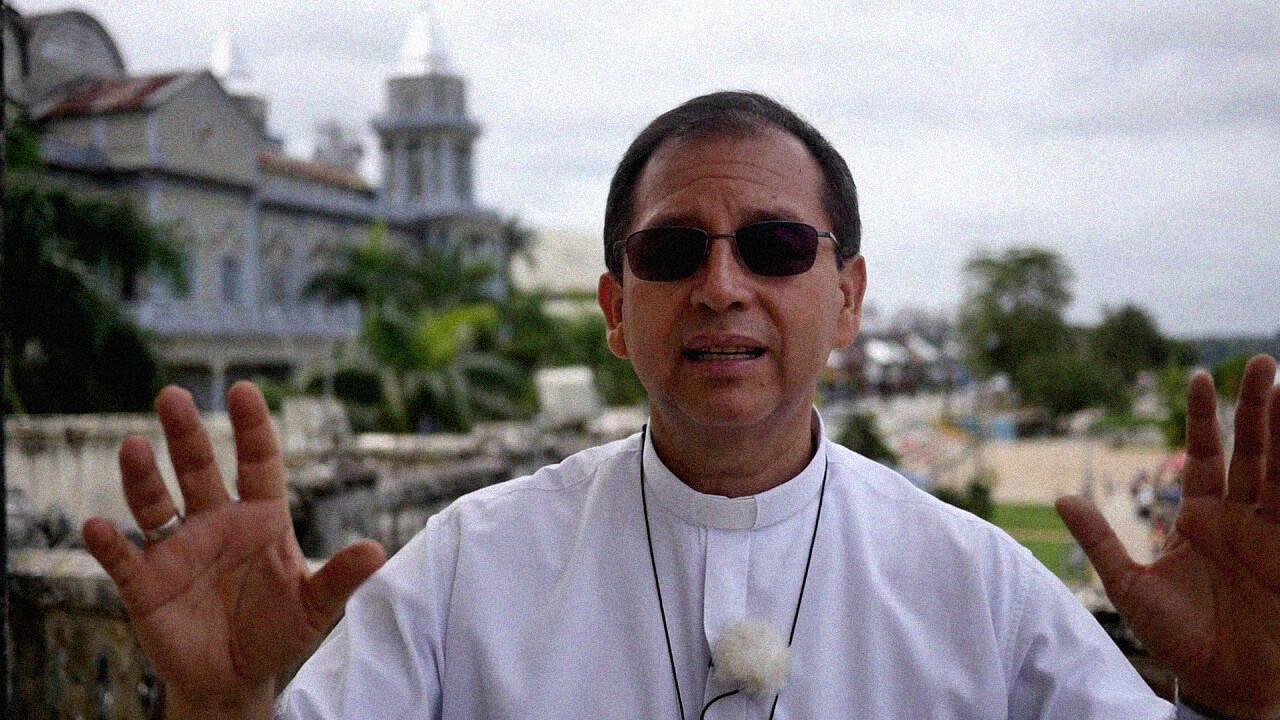 """""""El Clan del Golfo se está tomando a Colombia"""": entrevista con el obispo de Quibdó"""